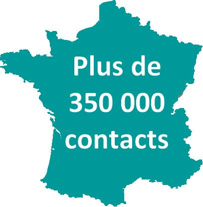 Contacts agricoles en France